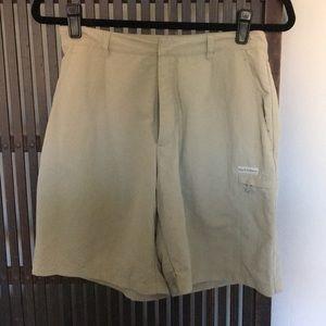 Royal Robbins quick dry travel shorts